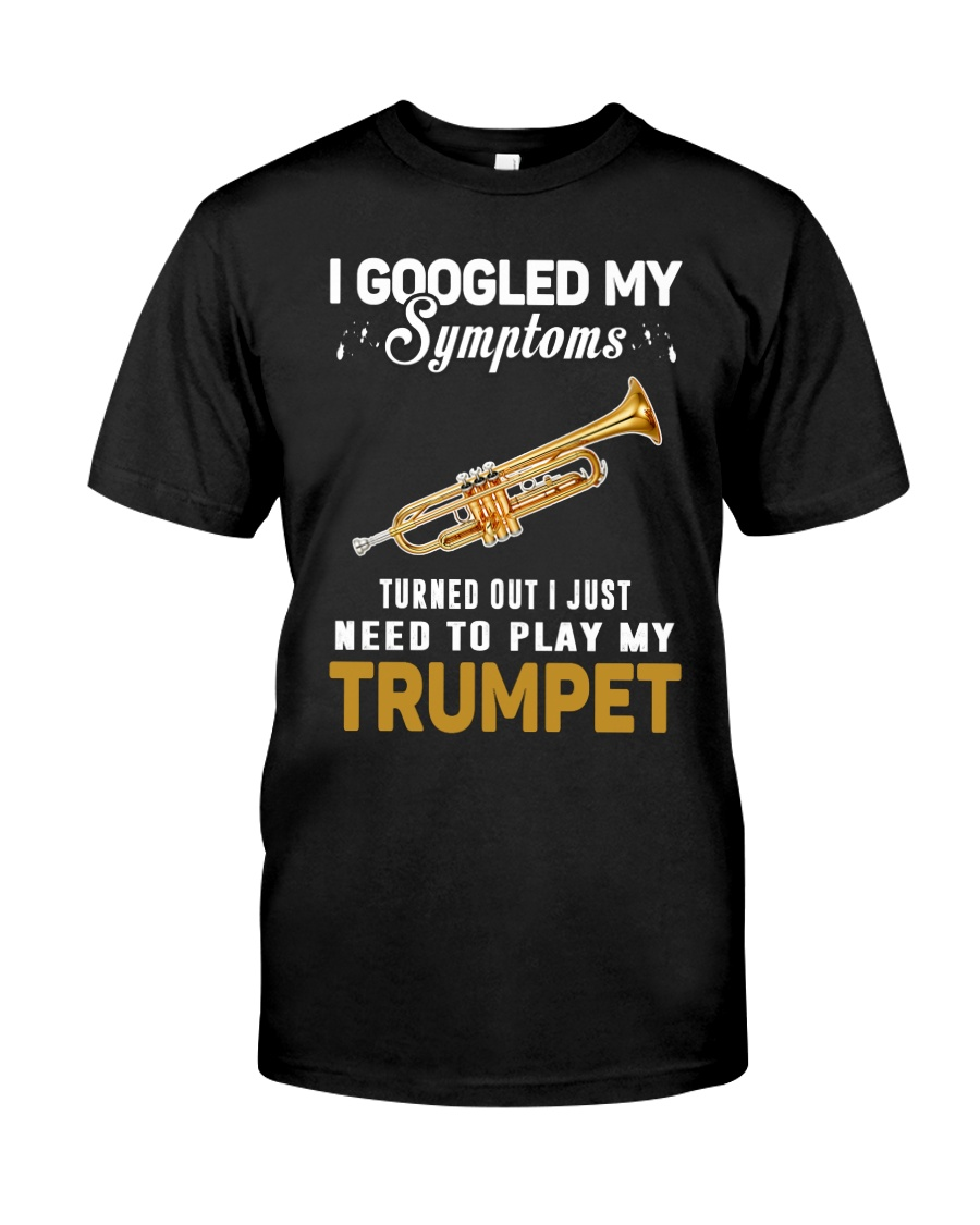 SYMPTOMS TRUMPET Classic T-Shirt
