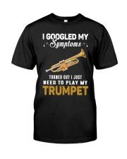SYMPTOMS TRUMPET Classic T-Shirt front