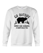 CAMPING GO OUTSIDE Crewneck Sweatshirt thumbnail