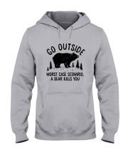 CAMPING GO OUTSIDE Hooded Sweatshirt thumbnail