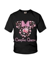 CAMPING QUEEN MINNI Youth T-Shirt thumbnail