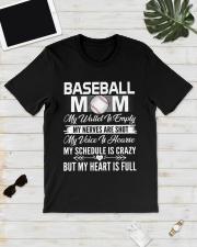 BASEBALL MOM FULL Classic T-Shirt lifestyle-mens-crewneck-front-17