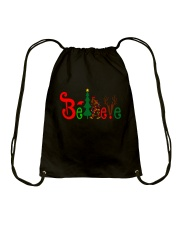 BIG FOOT BELIEVE Drawstring Bag thumbnail