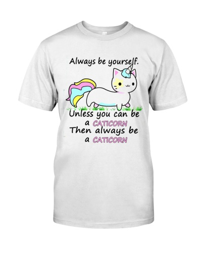 ALWAYS BE A CATICORN