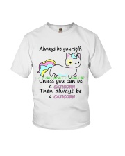 ALWAYS BE A CATICORN Youth T-Shirt thumbnail