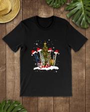 TREE CHRISTMAS TRUMPET Classic T-Shirt lifestyle-mens-crewneck-front-18