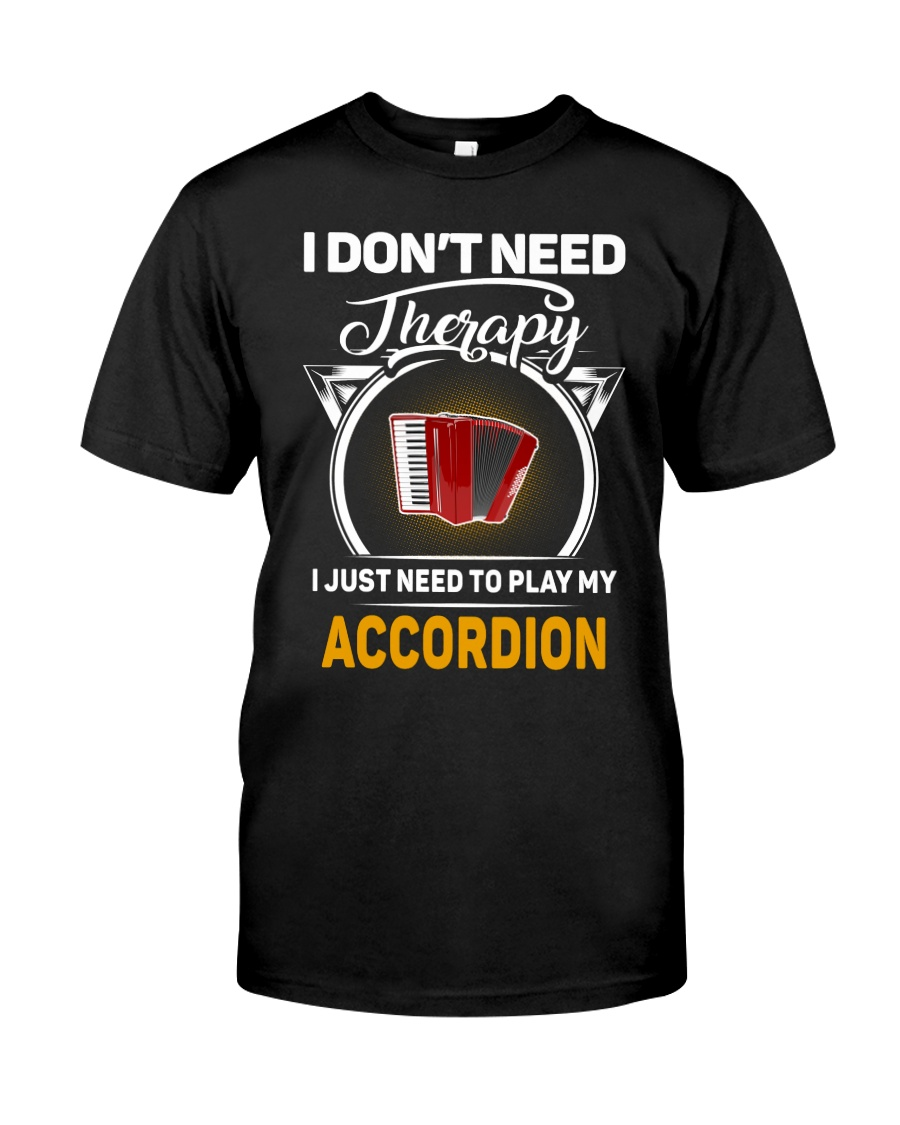 MY THERAPY ACCORDION Classic T-Shirt