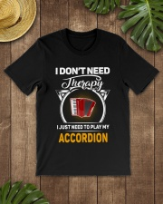 MY THERAPY ACCORDION Classic T-Shirt lifestyle-mens-crewneck-front-18
