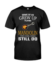 SOME OF US MANDOLIN Classic T-Shirt front
