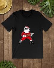 SANTA FIDDLE Classic T-Shirt lifestyle-mens-crewneck-front-18