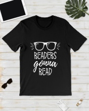 READER GONNA READ Classic T-Shirt lifestyle-mens-crewneck-front-17
