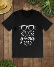 READER GONNA READ Classic T-Shirt lifestyle-mens-crewneck-front-18