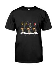 THREE CHRISTMAS TROMBONE Classic T-Shirt front