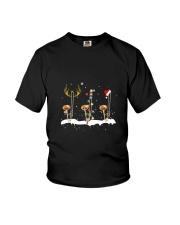 THREE CHRISTMAS TROMBONE Youth T-Shirt thumbnail