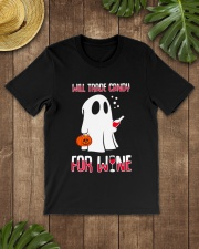 CANDY WINE Classic T-Shirt lifestyle-mens-crewneck-front-18
