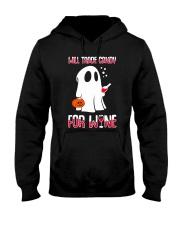 CANDY WINE Hooded Sweatshirt thumbnail
