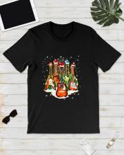 GUITAR CHRISTMAS GIFT Classic T-Shirt lifestyle-mens-crewneck-front-17