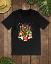 GUITAR CHRISTMAS GIFT Classic T-Shirt lifestyle-mens-crewneck-front-18