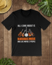 ALL I CARE BLUEGRASS Classic T-Shirt lifestyle-mens-crewneck-front-18