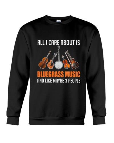 ALL I CARE BLUEGRASS
