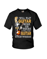EVERYWHERE GUITAR CHUAN Youth T-Shirt tile