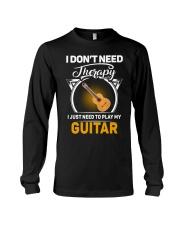 THERAPY PLAY MY GUITAR Long Sleeve Tee thumbnail