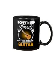 THERAPY PLAY MY GUITAR Mug thumbnail
