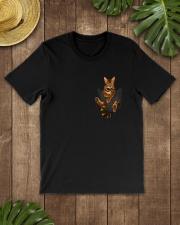 CAT XE TUI Classic T-Shirt lifestyle-mens-crewneck-front-18