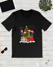 UKULELE CHRISTMAS GIFT Classic T-Shirt lifestyle-mens-crewneck-front-17