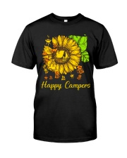 SUNFLOWER HAPPY CAMPERS Classic T-Shirt thumbnail