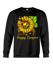 SUNFLOWER HAPPY CAMPERS Crewneck Sweatshirt thumbnail