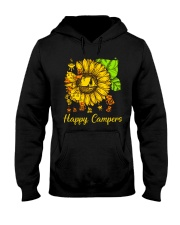 SUNFLOWER HAPPY CAMPERS Hooded Sweatshirt thumbnail