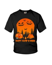 HAPPY CAMOWEEN Youth T-Shirt thumbnail