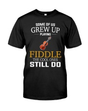 SOME OF US FIDDLE Classic T-Shirt front