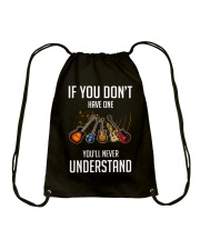 GUITAR UNDERSTAND Drawstring Bag thumbnail