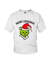 MEOWY GRINCHMAS Youth T-Shirt thumbnail