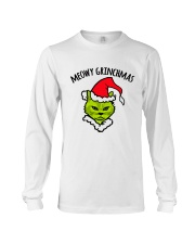 MEOWY GRINCHMAS Long Sleeve Tee thumbnail