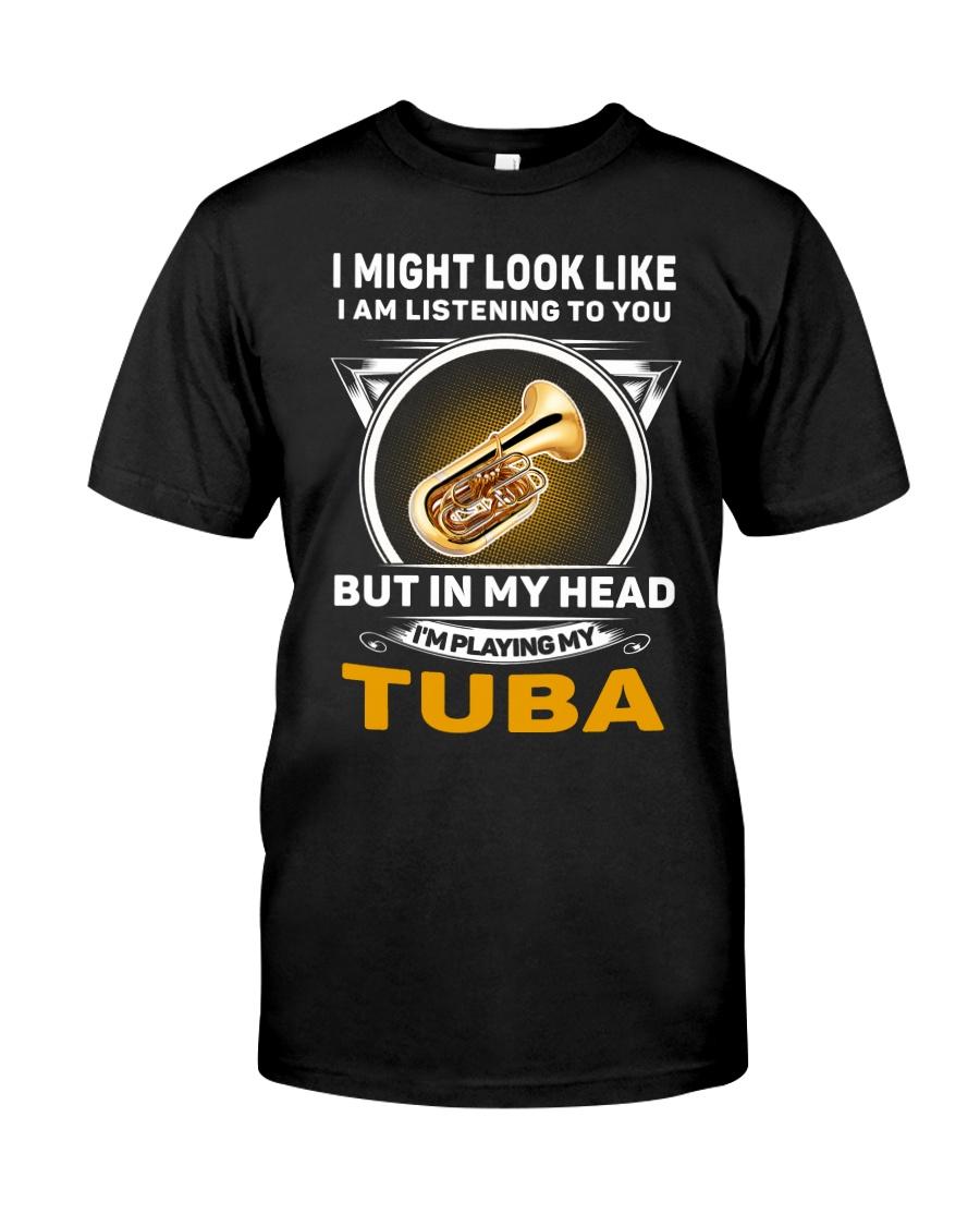 IN MY HEART TUBA Classic T-Shirt