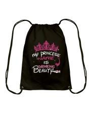 WINE PRINCESS Drawstring Bag thumbnail
