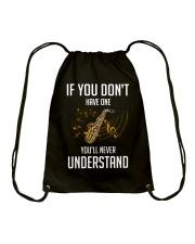 SAXOPHONE UNDERSTAND Drawstring Bag thumbnail