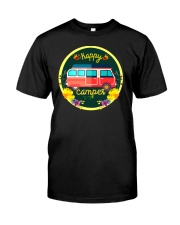 CAMPING HAPPY Classic T-Shirt front