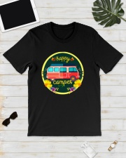 CAMPING HAPPY Classic T-Shirt lifestyle-mens-crewneck-front-17