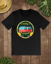 CAMPING HAPPY Classic T-Shirt lifestyle-mens-crewneck-front-18