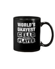 WORLD OKAYEST CELLO Mug thumbnail
