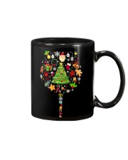 WINE GLASS CHRISTMAS Mug thumbnail
