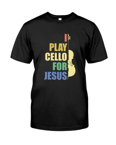 I PLAY FOR JESUS CELLO