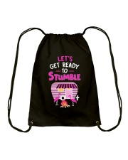STUMBLE CAMPING Drawstring Bag thumbnail