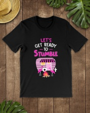 STUMBLE CAMPING Classic T-Shirt lifestyle-mens-crewneck-front-18