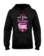 STUMBLE CAMPING Hooded Sweatshirt thumbnail