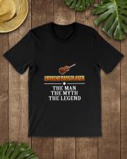 UPRIGHT BASS LEGEND Classic T-Shirt lifestyle-mens-crewneck-front-18